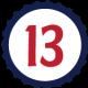 Tap Number 13